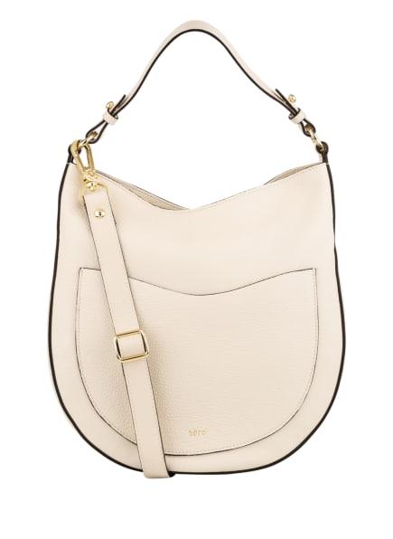 abro Hobo-Bag , Farbe: CREME (Bild 1)