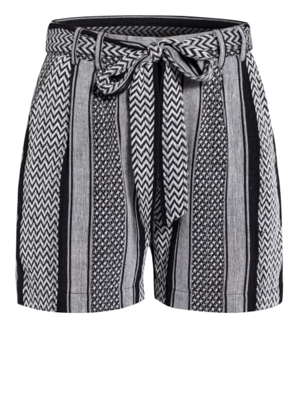 Mrs & HUGS Shorts, Farbe: SCHWARZ/ WEISS (Bild 1)