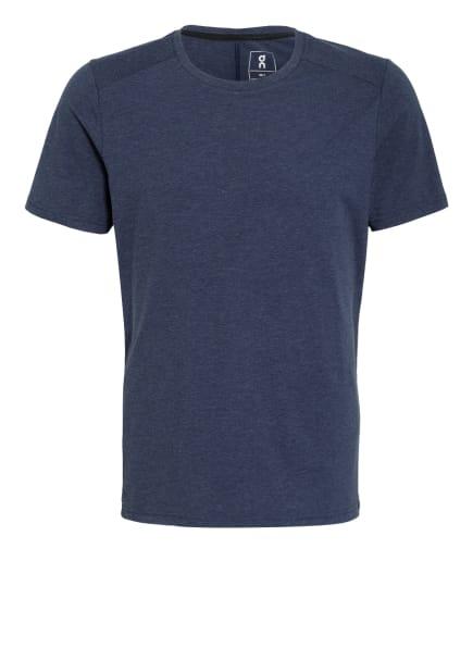 On T-Shirt ON-T, Farbe: DUNKELBLAU (Bild 1)