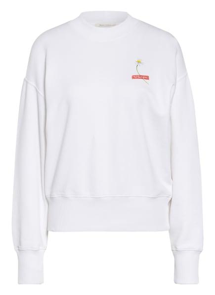 Marc O'Polo Sweatshirt, Farbe: WEISS (Bild 1)