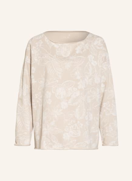 Juvia Sweatshirt , Farbe: CREME/ ECRU (Bild 1)