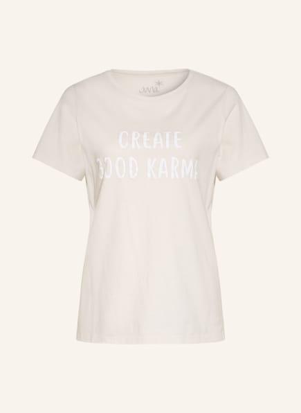 Juvia T-Shirt , Farbe: CREME (Bild 1)
