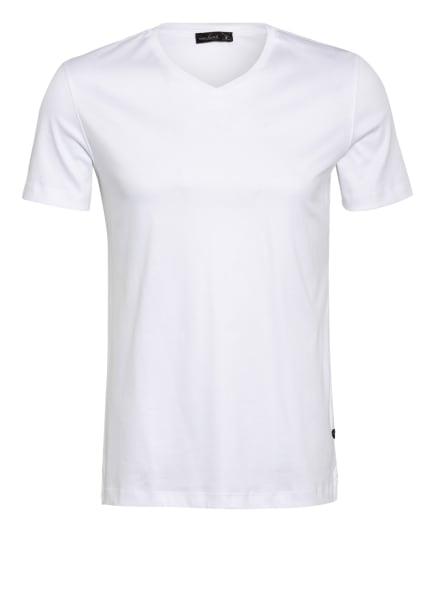 van Laack T-Shirt PIUS, Farbe: WEISS (Bild 1)