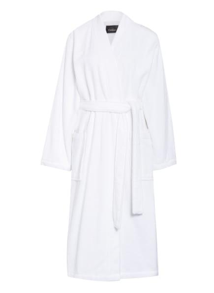 Cawö Damen-Bademantel , Farbe: WEISS (Bild 1)