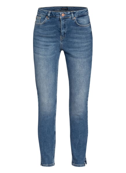 ONE MORE STORY Jeans, Farbe: 4124 Mid Blue Washed (Bild 1)