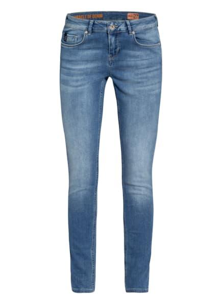 MIRACLE OF DENIM Skinny Jeans SINA, Farbe: 3232 Georgia Blue (Bild 1)