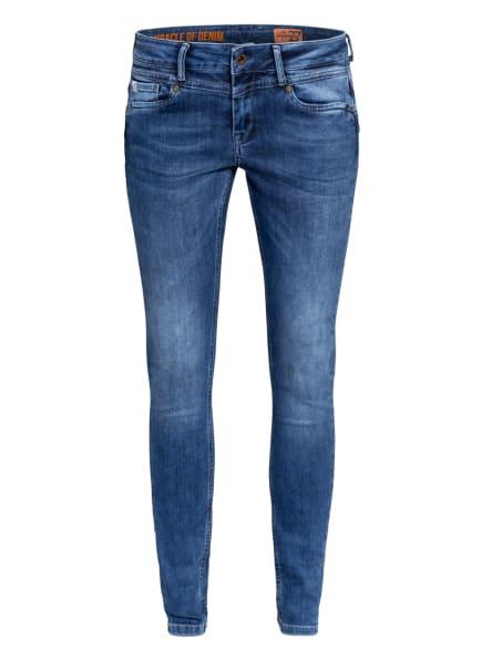MIRACLE OF DENIM Skinny Jeans ELLEN , Farbe: 1431 Spring Blue (Bild 1)