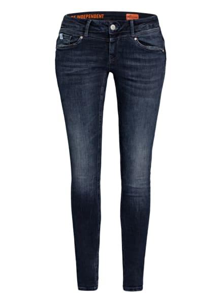 MIRACLE OF DENIM Skinny Jeans ELLEN , Farbe: 2926 Elegant Blue (Bild 1)