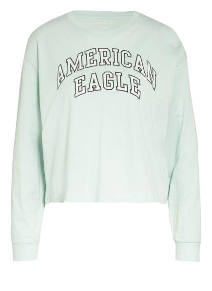 AMERICAN EAGLE Sweatshirt, Farbe: MINT (Bild 1)