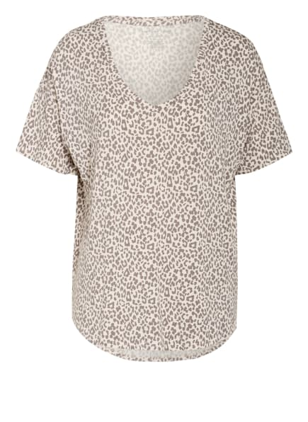 AMERICAN EAGLE T-Shirt, Farbe: CREME/ GRAU (Bild 1)