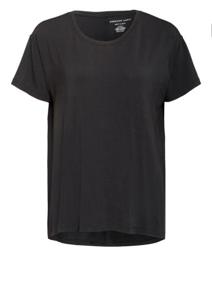 AMERICAN EAGLE T-Shirt , Farbe: SCHWARZ (Bild 1)