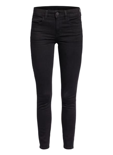 AMERICAN EAGLE Skinny Jeans, Farbe: 055 ALWAYS BLACK (Bild 1)
