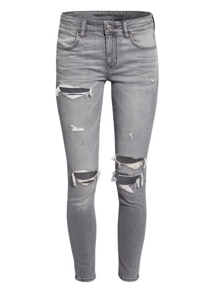 AMERICAN EAGLE Destroyed Jeans, Farbe: 010 GLACIER GRAY (Bild 1)