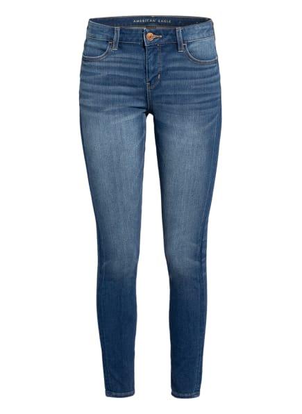 AMERICAN EAGLE Skinny Jeans THE DREAM JEAN, Farbe: 388 BRIGHT ULTRAMARINE (Bild 1)