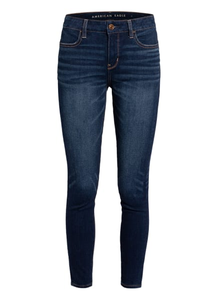 AMERICAN EAGLE Skinny Jeans THE DREAM JEAN, Farbe: 074 SIMPLY DARK (Bild 1)