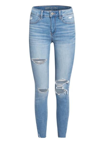 AMERICAN EAGLE Destroyed Jeans, Farbe: 415 TIDAL BLUE (Bild 1)