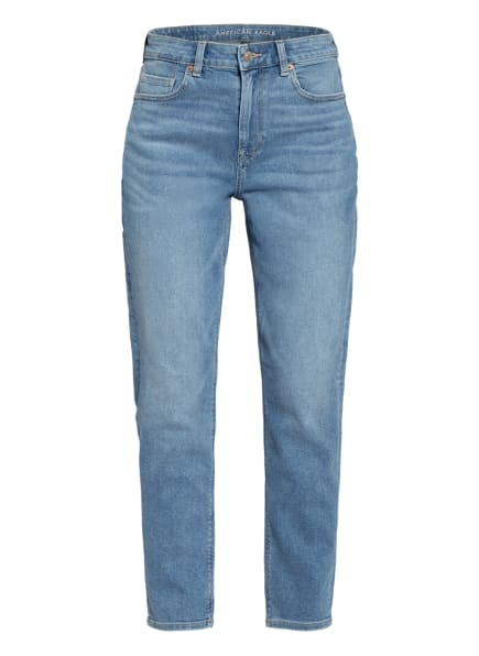 AMERICAN EAGLE Mom Jeans, Farbe: 408 WASHED BLUE (Bild 1)