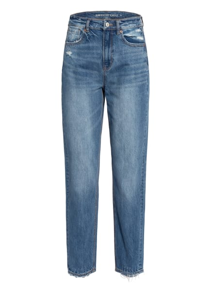 AMERICAN EAGLE Destroyed Jeans, Farbe: 403 BLUE PATH (Bild 1)