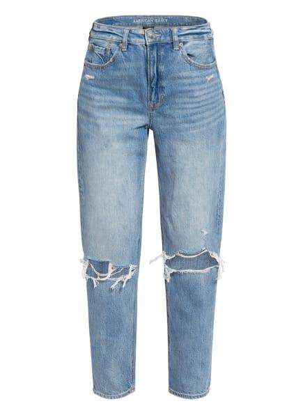 AMERICAN EAGLE Mom Jeans, Farbe: 517 COLDWATER RINSE (Bild 1)