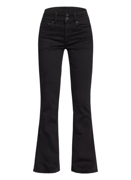 AMERICAN EAGLE Bootcut Jeans, Farbe: 001 BLACK (Bild 1)