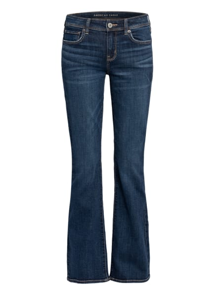 AMERICAN EAGLE Bootcut Jeans, Farbe: 965 AUTHENTIC DARK INDIG (Bild 1)