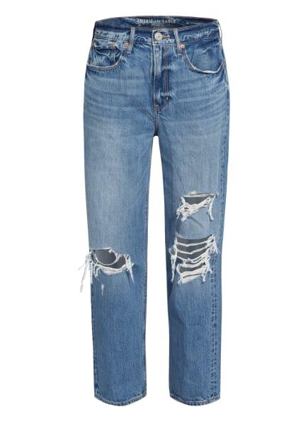 AMERICAN EAGLE Boyfriend Jeans, Farbe: 492 BRIGHT BLUEBELL (Bild 1)