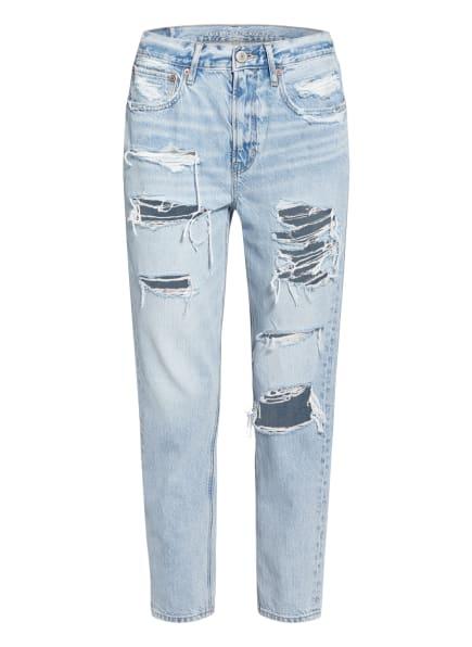 AMERICAN EAGLE Destroyed-Jeans, Farbe: 868 LIGHT SUPER BLEACH (Bild 1)