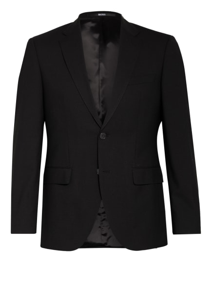 BOSS Anzugsakko JASPER Regular Fit, Farbe: 001 BLACK (Bild 1)