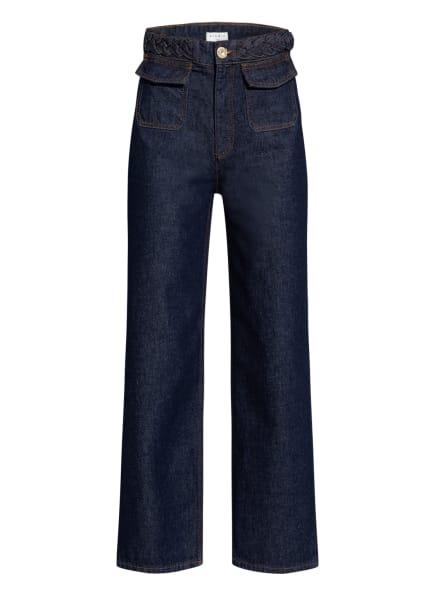 SANDRO 7/8-Jeans, Farbe: 4077 BLEU DENIM (Bild 1)