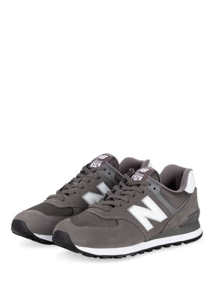 new balance Sneaker 574, Farbe: GRAU/ WEISS (Bild 1)