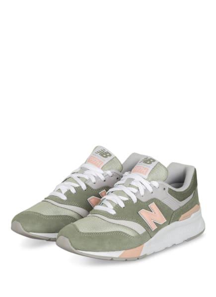 new balance Sneaker 997, Farbe: HELLGRÜN (Bild 1)