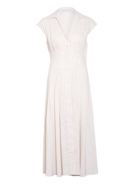 sandro Kleid ANDRINA mit Leinen , Farbe: ECRU/ TÜRKIS (Bild 1)