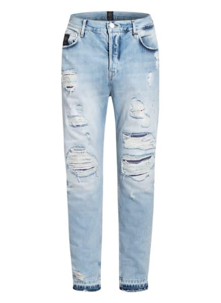 ER ELIAS RUMELIS Destroyed Jeans ERCARACAS Loose Fit, Farbe: WORKER BLUE (Bild 1)
