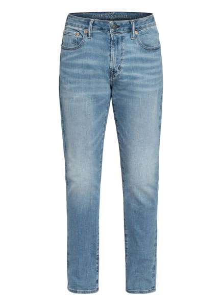 AMERICAN EAGLE Jeans Athletic Skinny Fit, Farbe: 910 FADED INDIGO (Bild 1)