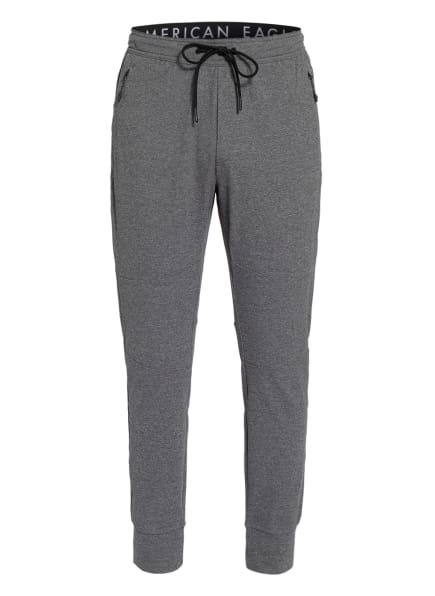 AMERICAN EAGLE Sweatpants, Farbe: GRAU (Bild 1)