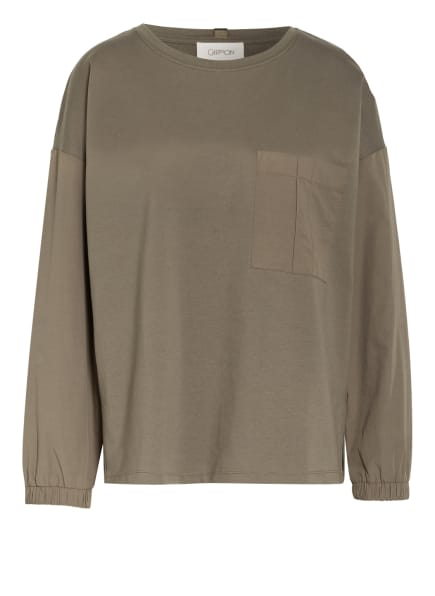 CARTOON Sweatshirt, Farbe: OLIV (Bild 1)