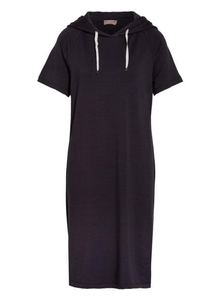 CARTOON Hoodie-Kleid, Farbe: DUNKELBLAU (Bild 1)