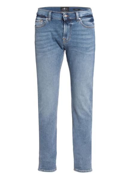 7 for all mankind Jeans RONNIE Skinny Fit, Farbe: LIGHT BLUE (Bild 1)