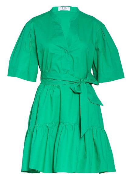 CLAUDIE PIERLOT Kleid RAFAELA, Farbe: GRÜN (Bild 1)