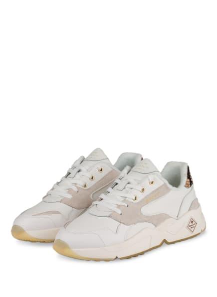 GANT Plateau-Sneaker NICEWILL, Farbe: WEISS/ CREME (Bild 1)