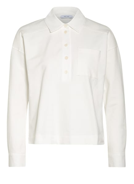 REISS Jersey-Poloshirt EMERSON, Farbe: WEISS (Bild 1)