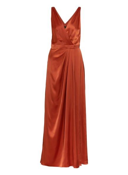 TED BAKER Abendkleid FLORRAA , Farbe: BRAUN (Bild 1)