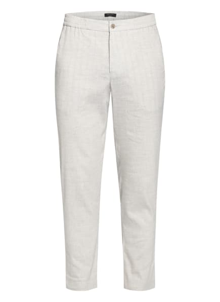 TED BAKER Chino YUCCTRO Slim Fit mit Leinen, Farbe: TAUPE (Bild 1)