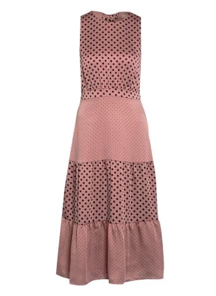 TED BAKER Kleid IZZIIE, Farbe: ROSÉ/ SCHWARZ (Bild 1)