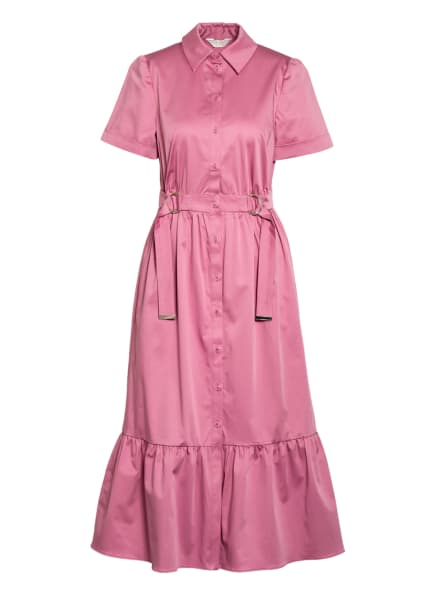 TED BAKER Hemdblusenkleid LUUCIIY, Farbe: ROSÉ (Bild 1)