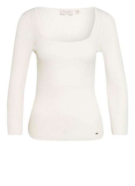 TED BAKER Pullover HHONOR mit 3/4-Arm , Farbe: ECRU (Bild 1)