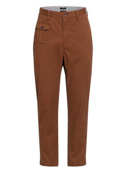 TED BAKER Chino ASAHI Extra Slim Fit , Farbe: BRAUN (Bild 1)