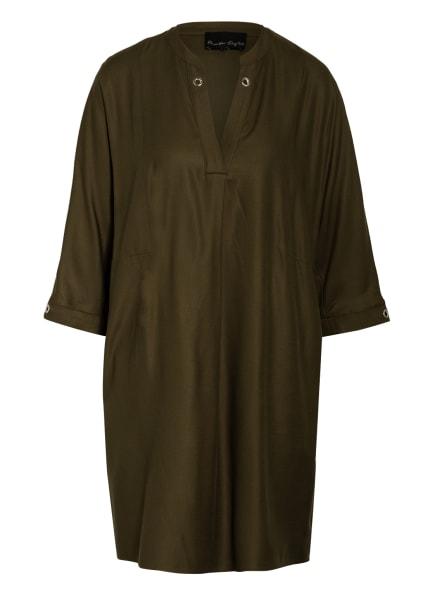 Phase Eight Kleid KIRAN mit 3/4-Arm, Farbe: KHAKI (Bild 1)
