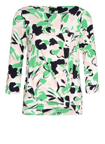 Phase Eight Shirt SONIA mit 3/4-Arm, Farbe: WEISS/ ROSÉ/ GRÜN (Bild 1)