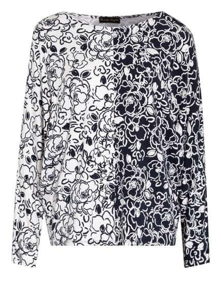 Phase Eight Shirt SAINTE SQUIGGLE, Farbe: WEISS/ DUNKELBLAU (Bild 1)